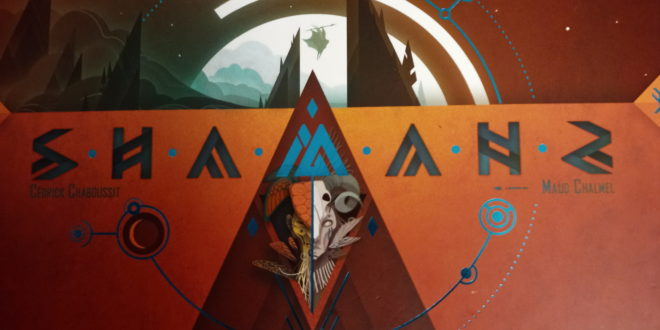 Shamans: un mystérieux jeu de plis et de rôles cachés