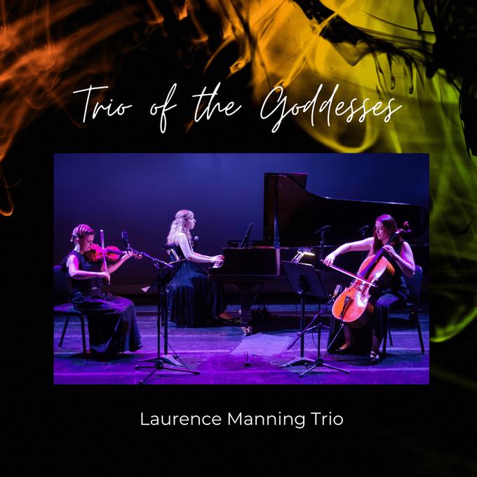 Le père de Laurence, Philippe Manning, a encore une fois bien saisi le talet du Trio en photo